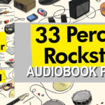 Audiobook Preview of the Music Biography 33 Percent Rockstar